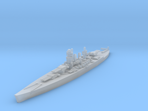 Littorio class battleship 1/4800 in Frosted Ultra Detail