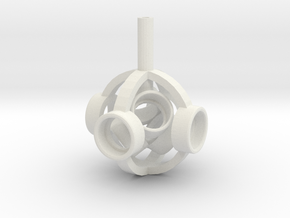 2nd Order Var 3 in White Natural Versatile Plastic