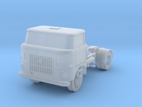 W50 Sattelzugmaschine/Semi truck (Z,1/220) in Smooth Fine Detail Plastic