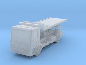 Abschleppwagen / Wrecker (1:220) in Smooth Fine Detail Plastic