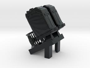 1/22 scale Mk48 LBTbag in Black Hi-Def Acrylate