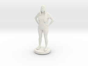 Printle C Femme 043- 1/64 in White Strong & Flexible