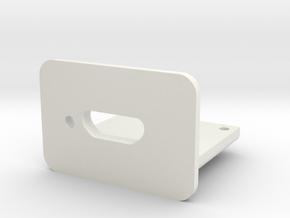 DNA60 USB Cradle/Bezel in White Strong & Flexible