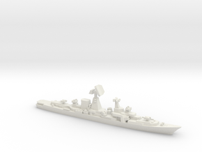 Kara-class cruiser, 1/2400 in White Natural Versatile Plastic