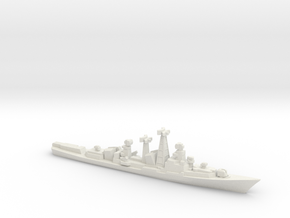 Destroyer Smetlivy, 1/1800 in White Natural Versatile Plastic