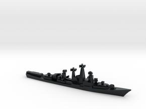 Destroyer Smetlivy, 1/2400 in Black Hi-Def Acrylate