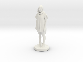 Printle C Femme 063- 1/48 in White Strong & Flexible