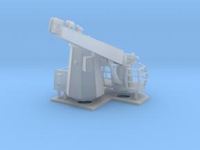 1/96 scale Navy Crane modern in Smooth Fine Detail Plastic