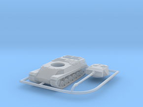1/144 44M Tas in Smooth Fine Detail Plastic