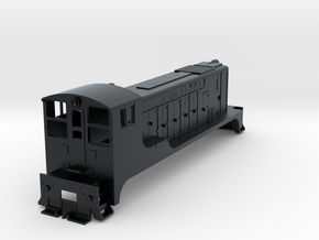 N scale Baldwin VO 660  in Black Hi-Def Acrylate
