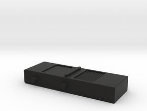 Sandman DS Tracker Communicator (Logan's Run), 1/6 in Black Natural Versatile Plastic