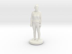 Printle C Femme 081- 1/48 in White Natural Versatile Plastic
