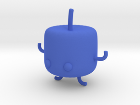 Junimo in Blue Strong & Flexible Polished
