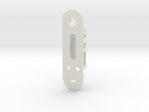 DNA75 DNA200 DNA250 v3 Faceplate, no buttons in White Strong & Flexible