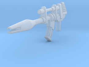 TF Gun HND x1 in Smooth Fine Detail Plastic