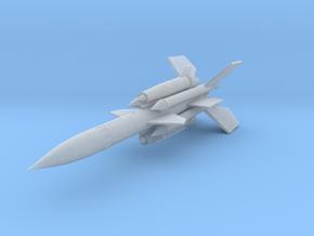 1:87  - BloodHound Rocket in Smooth Fine Detail Plastic