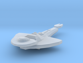 Cardassian Galor Class 1/15000 in Frosted Ultra Detail