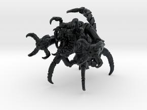 Skorpulex 002- 28mm in Black Hi-Def Acrylate