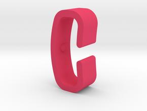 Loop for Suunto M2 (Women) in Pink Processed Versatile Plastic