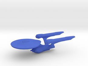 Constitution Class (SOTL'07) 1/4800 Attack Wing in Blue Strong & Flexible Polished