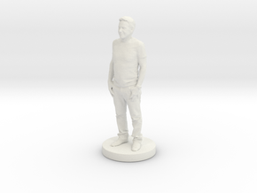 Printle C Homme 321 - 1/24 in White Strong & Flexible