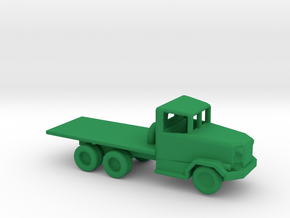 1/200 Scale M-478 Truck in Green Strong & Flexible Polished