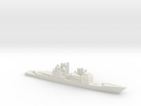 Ticonderoga-class Cruiser (w/ VLS), 1/2400 in White Natural Versatile Plastic