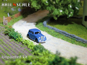 Opel Olympia Limousine (N 1:160) in Smooth Fine Detail Plastic