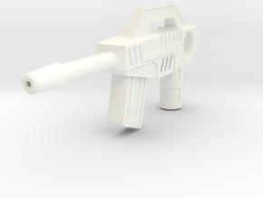 TR: Blurrpistol for Blurr in White Processed Versatile Plastic