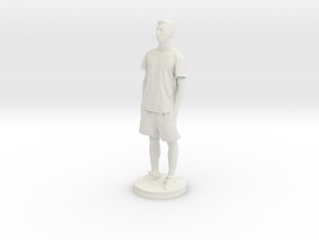 Printle C Homme 367- 1/24 in White Strong & Flexible