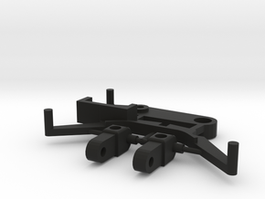 SP3 Spare Parts for CK3 Chassis Kit in Black Strong & Flexible