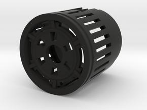 Pommel Insert speaker holder in Black Strong & Flexible