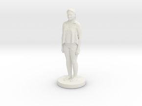 Printle C Kid 099 - 1/24 in White Natural Versatile Plastic