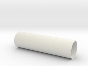 Cartridge in White Natural Versatile Plastic