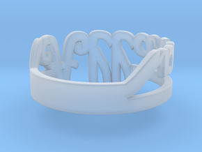 Model-2920be93cb05386121ca78963ace50af in Smooth Fine Detail Plastic