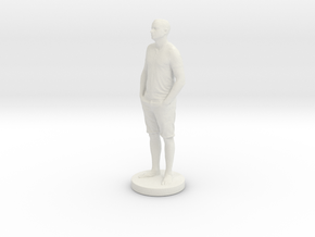Printle C Homme 352 - 1/24 in White Strong & Flexible