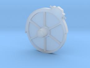 Brake Drum 1-32 in Smooth Fine Detail Plastic
