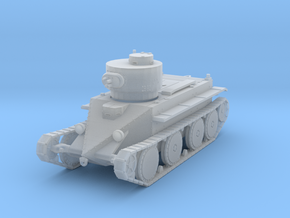 PV22B T3 Medium Tank (1/100) in Smooth Fine Detail Plastic
