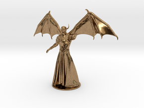 Venger Miniature in Raw Brass: 1:60.96