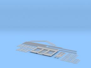 OviM22 - Modular city house N°3 in Smooth Fine Detail Plastic