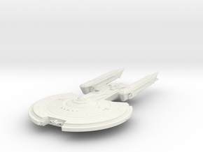 YorkTown Class V  Cruiser in White Natural Versatile Plastic