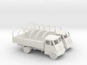 1/160 Renault AHN Double pack in White Strong & Flexible