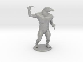 Hook Horror Miniature in Aluminum: 1:60.96