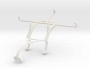 Controller mount for Xbox 360 & Intex Aqua Ace in White Natural Versatile Plastic