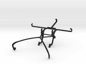 NVIDIA SHIELD 2014 controller & LeEco Le Max 2 in Black Natural Versatile Plastic