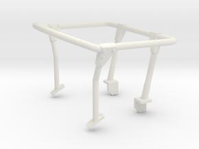Fritzmeierbügel Deutz 4006 / 5206 weise toys  in White Natural Versatile Plastic