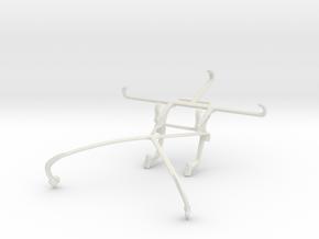 Controller mount for Shield 2015 & Posh Kick X511 in White Natural Versatile Plastic