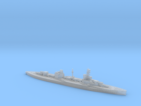 HMS Agincourt 1/1800 in Smooth Fine Detail Plastic
