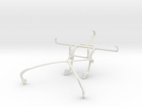 Controller mount for Shield 2015 & Posh Revel Pro  in White Natural Versatile Plastic