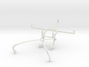 Controller mount for Shield 2015 & Posh Titan Max  in White Natural Versatile Plastic